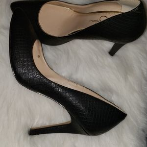 Jessica Simpson 2inch heels